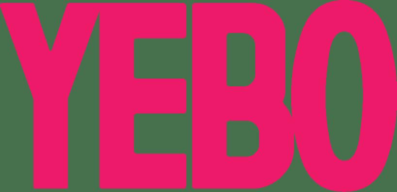 yebo pink logo